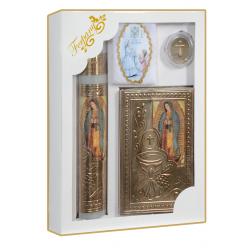 Biblia latino. Bolsillo Niña/Jesus