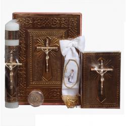 Kit PC Madera Cristo