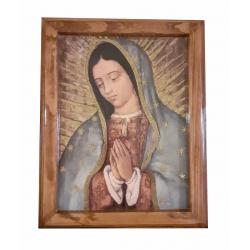 Cuadro Virgen Busto (35x45...