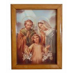 Cuadro Sagrada Familia...