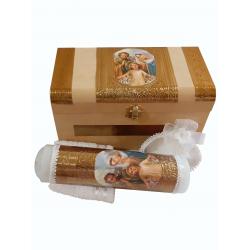 Kit BZ Baul Sagrada Familia