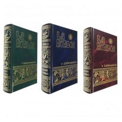 Biblia Latino. Bolsillo Color