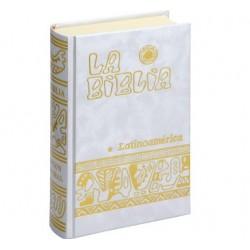 Biblia Latino. Bolsillo Nacar