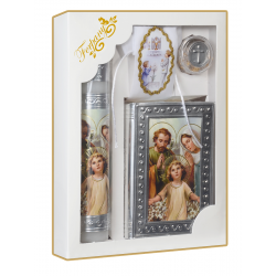 KIT PRIMERA COMUNION BLANCO VIRGEN BUSTO MARCO